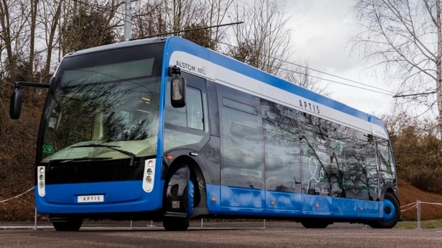 Les bus électriques débarquent à Grenoble