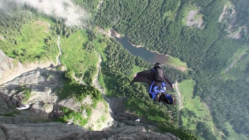 Disparition d'un homme en wingsuit ce jeudi en Isère