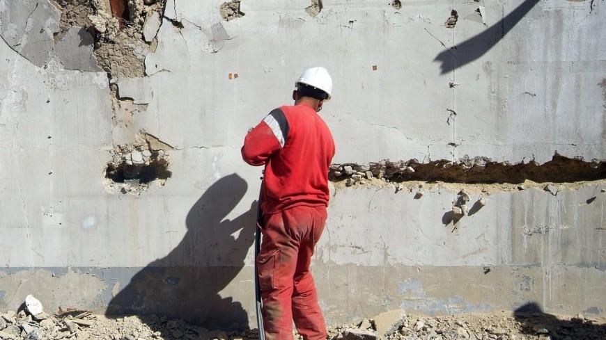 Eybens : un mur s'effondre à cause de la pluie
