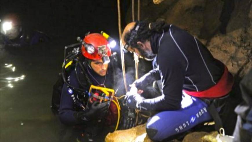 Isère : un spéléologue retrouvé après trois jours sous terre
