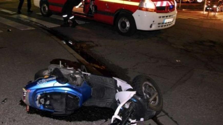 Il grille un feu en scooter pour fuir un contrôle de police au centre de Grenoble