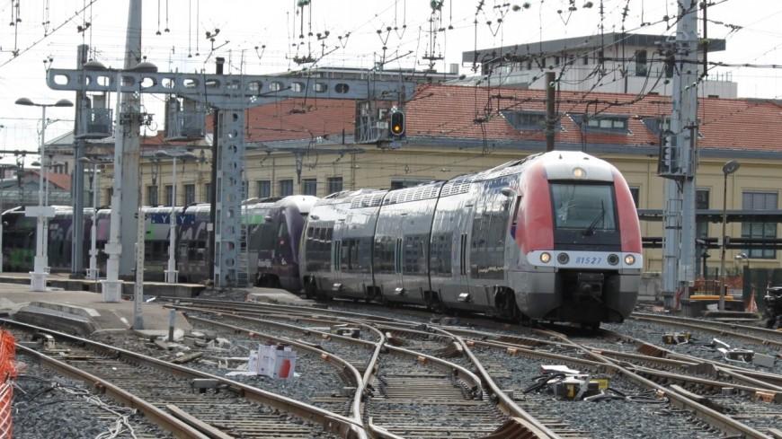 Auvergne-Rhône-Alpes : toujours des perturbations à la SNCF ce lundi