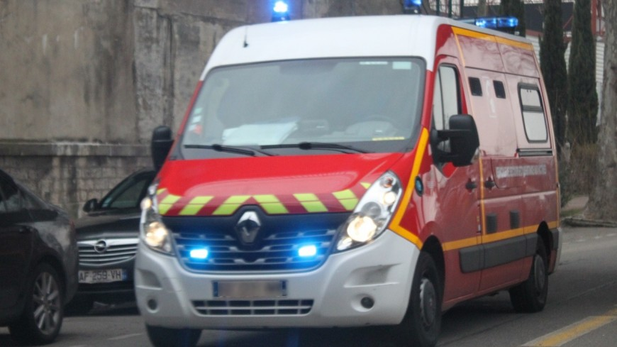 Chatte : quatre blessés dont un grave dans un accident