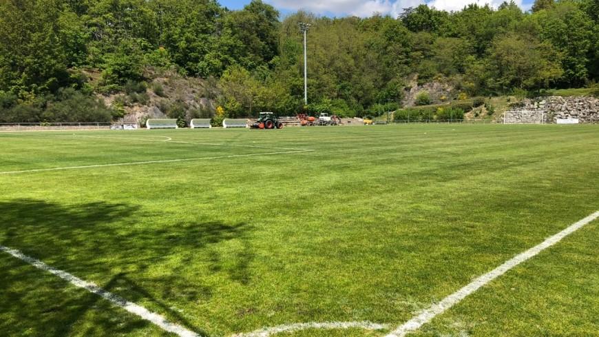Isère : l'arbitre du match de foot fait un malaise cardiaque