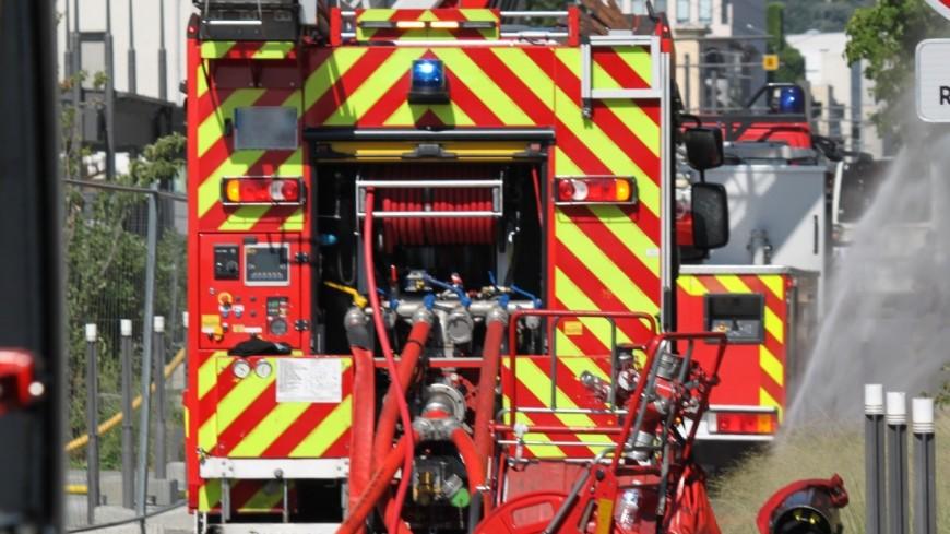 Grenoble : une femme gravement blessée par un torchon en feu
