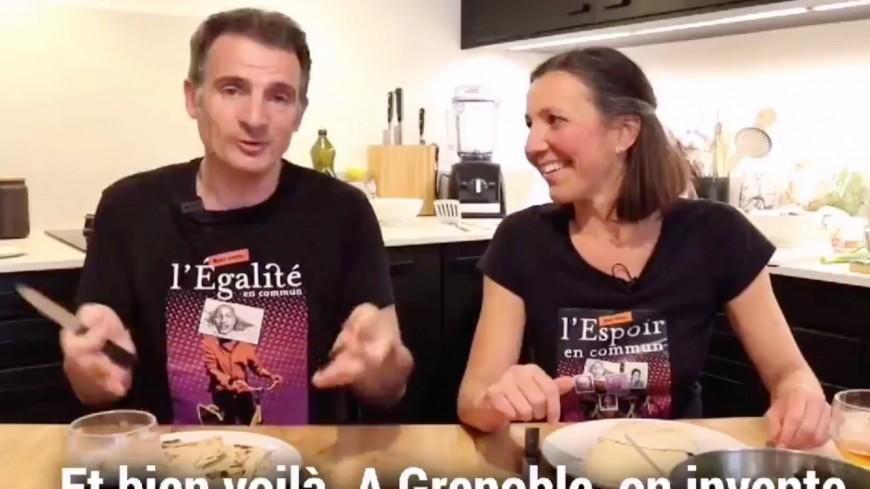 Quand Piolle (Grenoble) et Kimelfeld (Lyon) se disputent la création du tacos