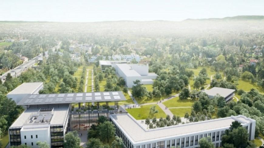 Campus Région du Numérique : les travaux ont repris, 2000 étudiants attendus dès janvier