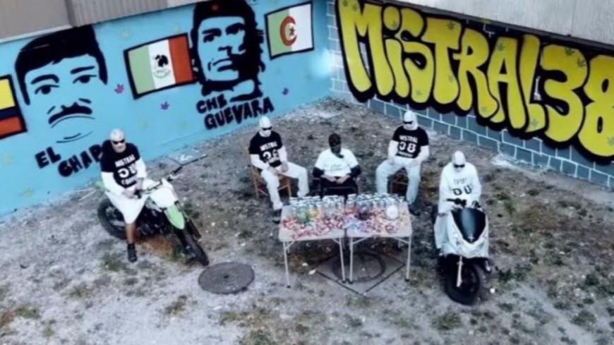 Grenoble : la vidéo d'hommes armés était une mise en scène pour un clip de rap
