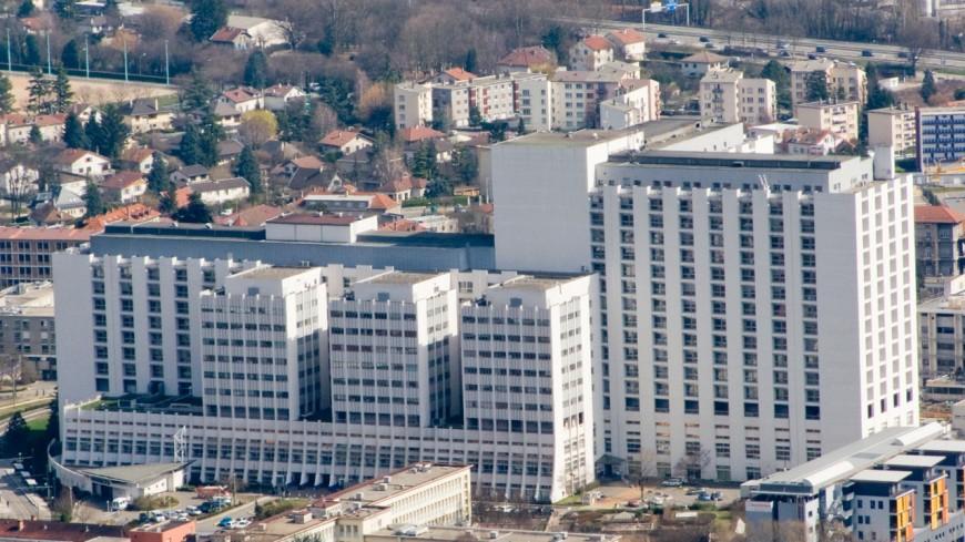 CHU de Grenoble : le pic de l'épidémie annoncé pour ce week-end