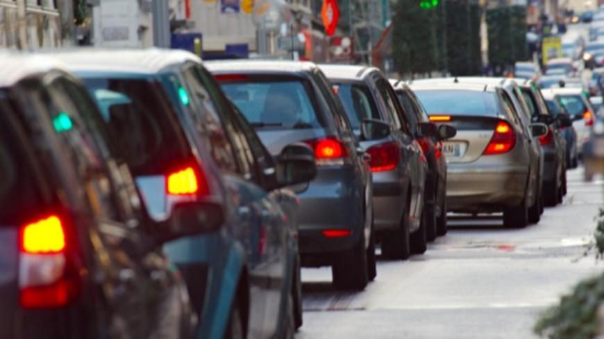 Transports - Grenoble est la 4ème ville française la plus embouteillée