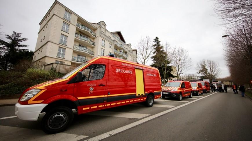 CHATTE (Isère) - Un adolescent gravement blessé après un accident de quad