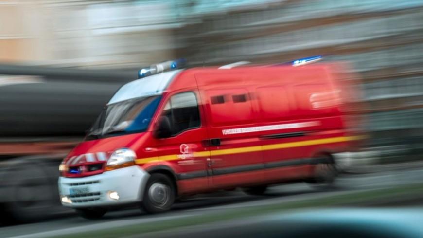 ISÈRE - Un grave accident de moto blesse un homme de 50 ans