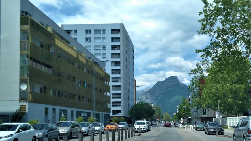 Grenoble - Dans le quartier Mistral, les policiers pris pour cibles après une intervention