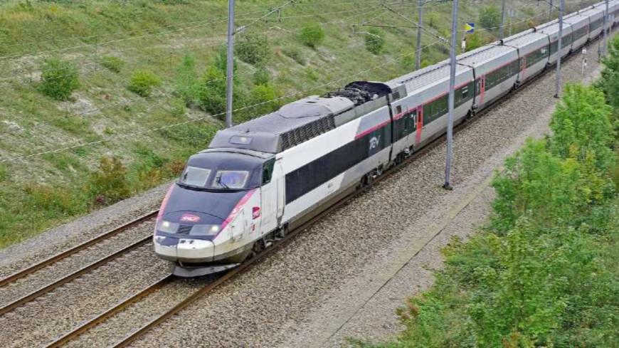 Echirolles - Un train percute un homme près d'un passage à niveau