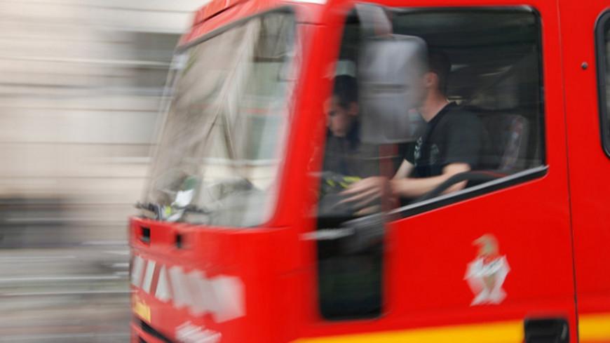 Saint-Alban-du-Rhône - Grave accident impliquant une voiture et une moto