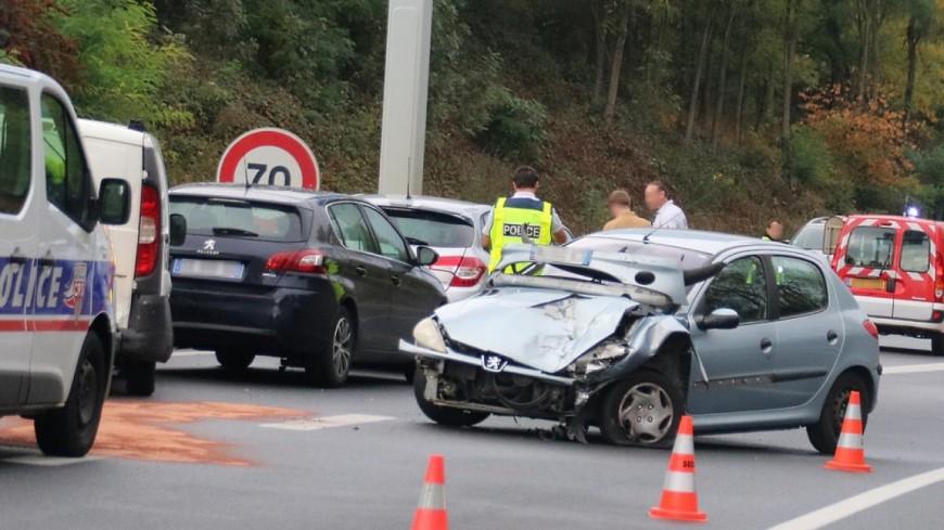 Sécurité routière : 250 victimes sur les 8 premiers mois de l'année en Auvergne-Rhône-Alpes