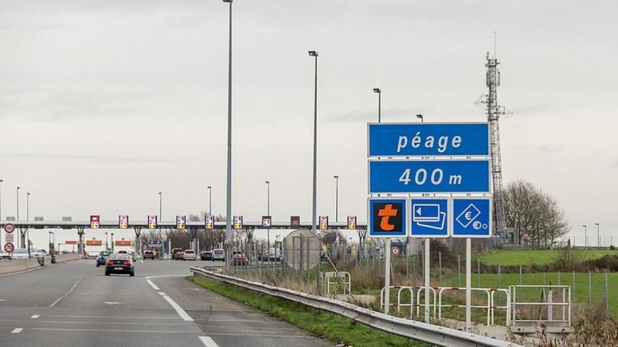 Interceptés à 250 km/h au péage d'autoroute de St Quentin-Fallavier