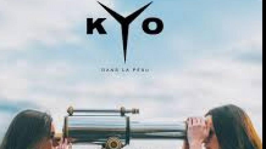 Kyo en décembre à Grenoble