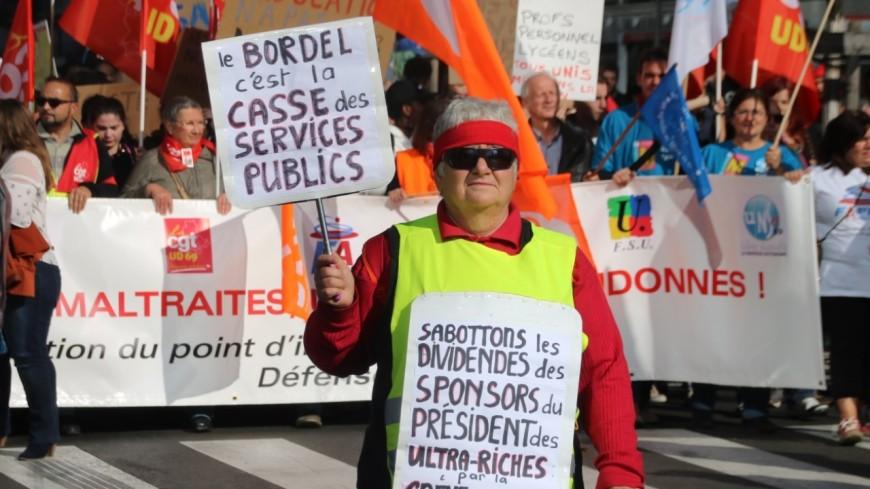 Grenoble : journée de grève et de manifestation ce mardi