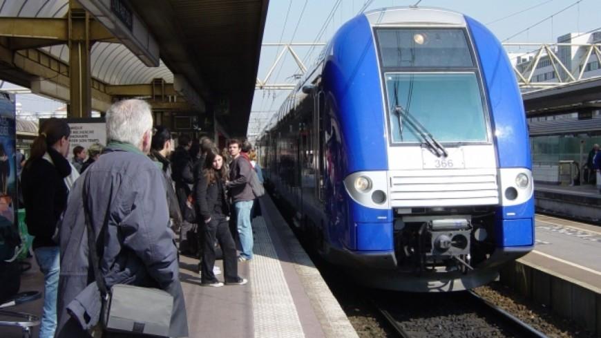 Grève à la SNCF : trafic TGV normal mais 1 TER sur 2 mardi en Auvergne-Rhône-Alpes