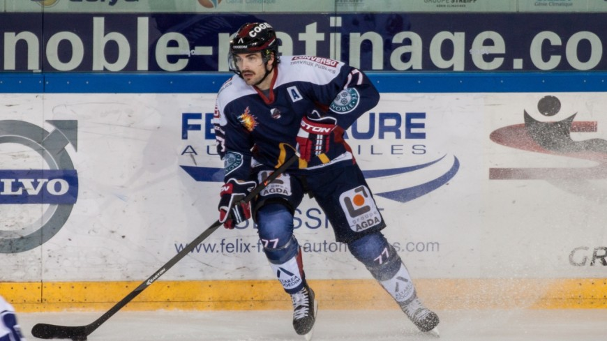 Ligue Magnus : Grenoble face à Gap pour la première journée, le 12 septembre