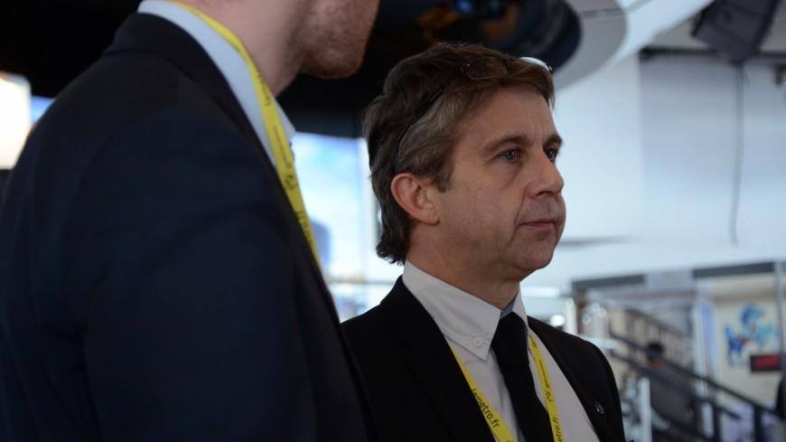 Christophe Ferrari, président de la Métropole de Grenoble, quitte le PS