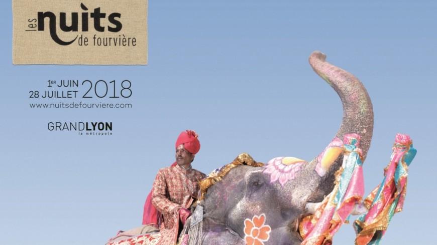 La billetterie des Nuits de Fourvière 2018 ouvre ce vendredi