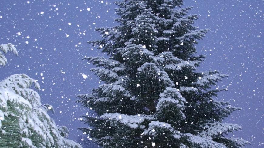 L'Isère placé en alerte orange à la neige