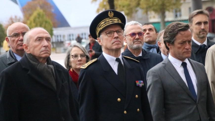Pascal Mailhos a officiellement pris ses fonctions de préfet d'Auvergne-Rhône-Alpes