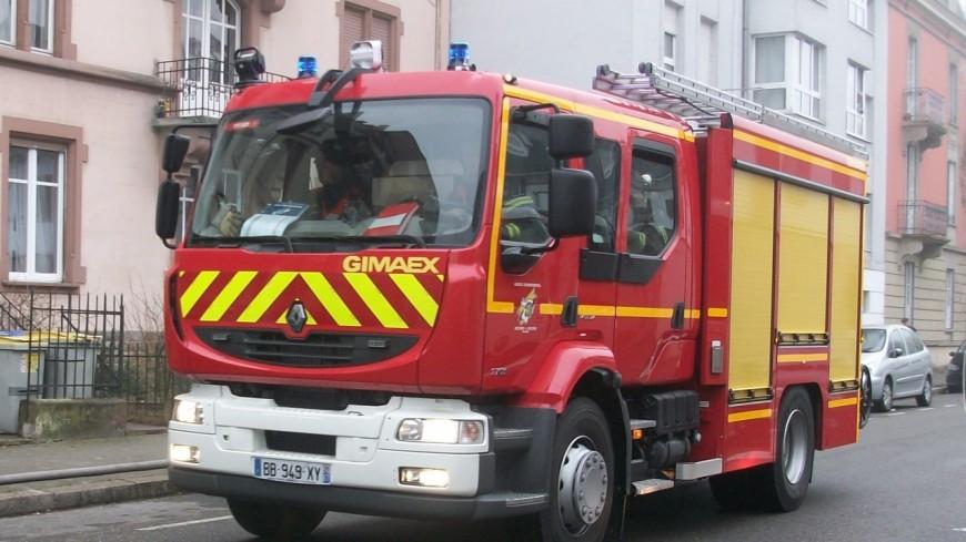 Les pompiers de Grenoble se font voler du matériel lors d'un départ en intervention.