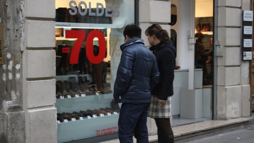 Coup d'envoi des soldes d'hiver ce mercredi en Isère