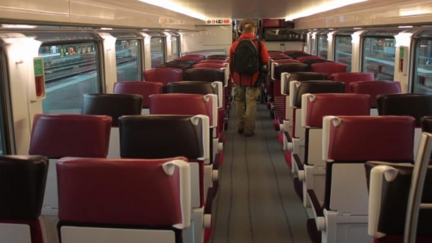 2 TER sur 3 circuleront jeudi en Auvergne-Rhône-Alpes