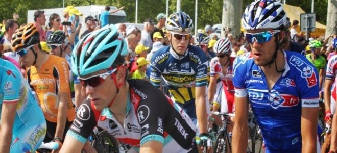 Le Tour de France en Isère ce mercredi