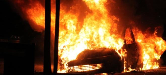 Une dizaine de voitures incendiées dans la région grenobloise