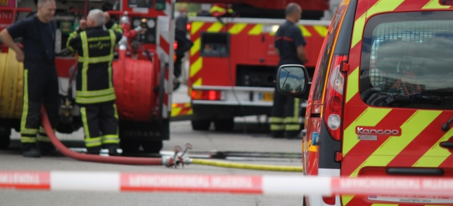 Grenoble : la Casemate touchée par un violent incendie