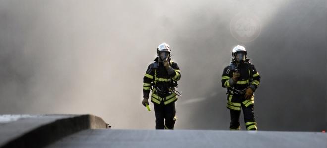 Grenoble : l'église Saint-Jacques ravagée par un incendie