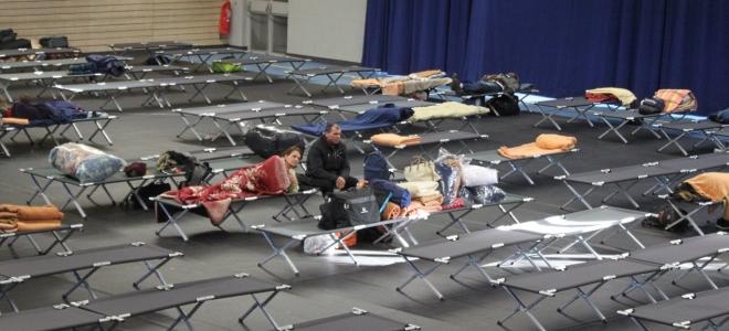 Plan Grand Froid : 120 nouvelles places d'hébergement d'urgence en Isère