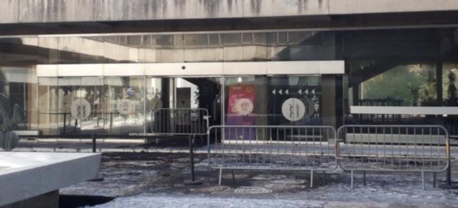 L'incendie de la mairie de Grenoble revendiqué