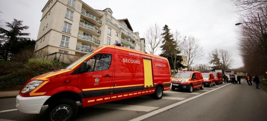 GRENOBLE - Un adolescent blessé à la tête après une bagarre à Caserne de Bonne