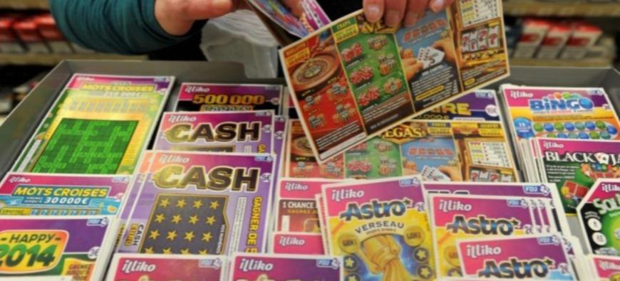 Un homme vole 591 tickets à gratter... aucun d'eux n'est gagnant !