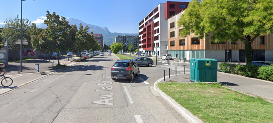 GRENOBLE - Dans le quartier Villeneuve, une rixe fait un blessé
