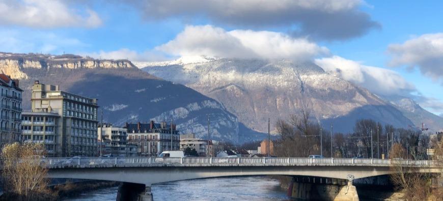 Grenoble dans le top 10 des meilleures villes étudiantes de France !