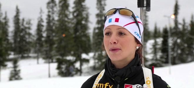 JO de Pyeongchang : une médaille en biathlon pour la Martineroise Anaïs Chevalier
